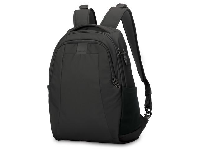 Pacsafe Metrosafe LS350 Zaino 16L, black